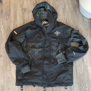 686 smarty snowboarding jacket